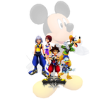 Kingdom Hearts 1.5 HD ReMIX Fanart by Legend-tony980