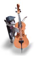 Octavia Finished Photo 1 by Kna