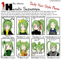 Hair-Style Meme - Filled by TheUnununium