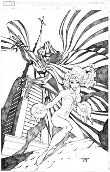 Cloak and Dagger by RandyGreen