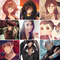 Art vs Artist meme o/ by Laulaubi