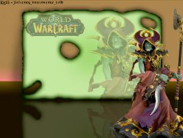 World Of Warcraft ReCreation by kush-solitary