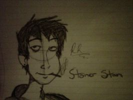 Stoner Stan by Rachelrico
