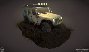 Jeep by DTHerculean