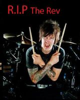 R.I.P Jimmy The Rev Sullivan by gingerchesh