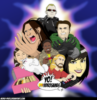 Yovideogames Cast by Mono-Phos
