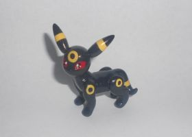 Umbreon Sculpture by Sara121089