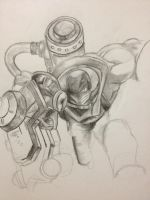 Augmented Singed by Onigiripencil