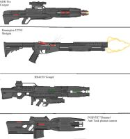Military Weapon Variants 27 by Marksman104