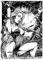 POISON IVY -INKS by J-Estacado