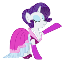 Fancy Rarity by MasterMcnugget
