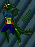 Algore Raznar by Cyberwolf7777