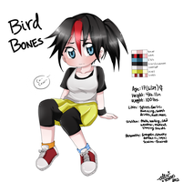 BIRD BONES by shock777
