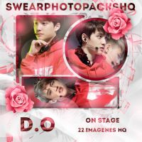 Photopack 25: D.O by SwearPhotopacksHQ