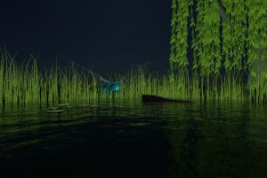 The Glade - 3D Max by Lillikira