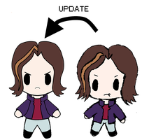 Egoraptor Chibi UPDATE by Bloody-Uragiri
