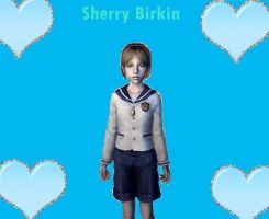 Sherry Birkin by cellamare