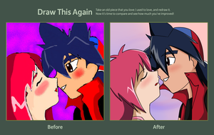 Draw This Again 2010-2012 by mangaaddict300