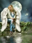 Do you recognize an angel by CindysArt