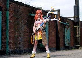 Ready for attack!- final fantasy by KellywoeshxD