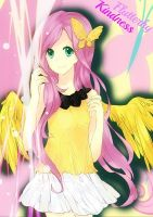 Fluttershy by Ami-Chann