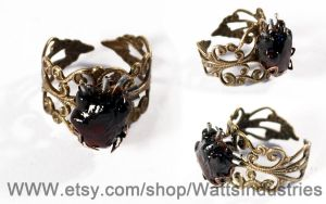 Anatomical Heart ring by Watts-Industries
