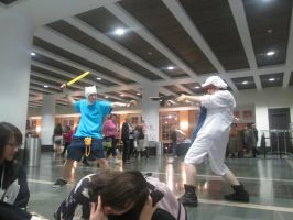 Anime Boston: Finn V. Grandmano! by XEPICTACOSx