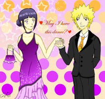 Naruhina: Prom Night by Kappukekii