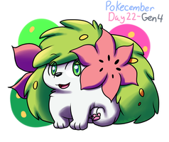 Pokecember Challenge Day 22 - Favorite Gen 4 by Inika-Xeathis