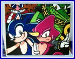 Sonic Canvas! by gertygetsgangster