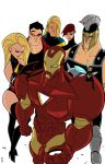 Mighty Avengers Animated by TheBoo