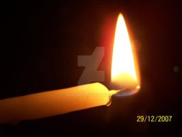 Candle_4 by merenre