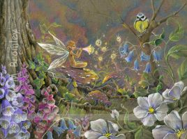 Fairy Tune by JoannaBromley
