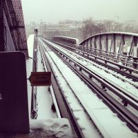 Snowy metro tracks 2 by laly133