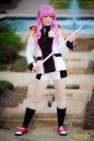 Movie Duelist Utena Cosplay by MelfinaCosplay