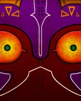 LoZ Majora's Mask by notdavejustice