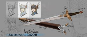 Project Lenneth's Sword by Somonul