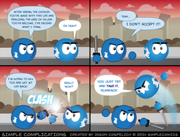 SC949 - Andy's Exception by simpleCOMICS