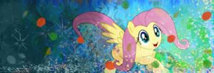 Fluttershy Signature-Light Version by Tom-The-Rock