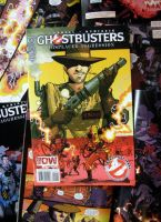GHOSTBUSTERS issue 1 by iliaskrzs