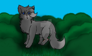 Warrior Cats Cinderpelt by jodiepikachu