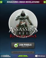Assassins Creed Revelations Icon by tRiBaLmArKiNgS