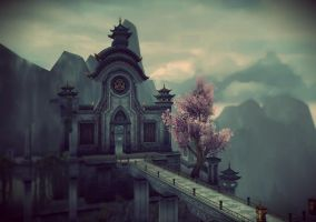 Jade Dynasty - ancient lands (4) by Narniy