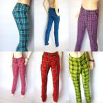 Plaid Pants For All by kawaiimon