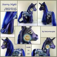 TAF Styling Starry Night by Unicornucopia