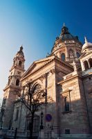 St. Stephen's Basilica by MikePmosh
