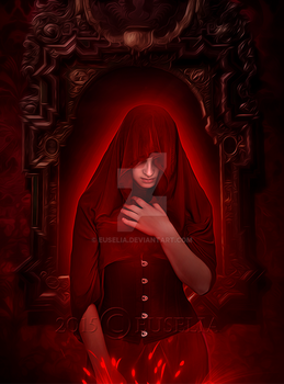 Beautiful Red by Euselia