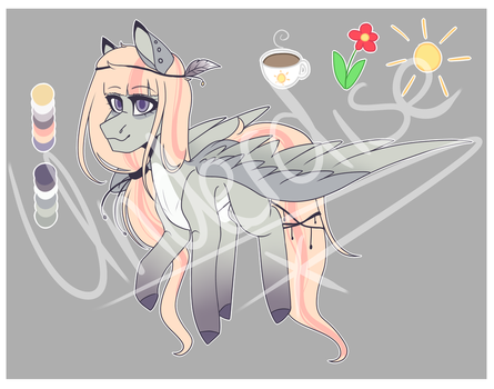 Adopt + REF SHEET! CLOSED by Underdise