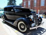 1935 Chrysler Airstream by boogster11