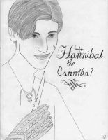 Hannibal the Cannibal by AshNight1214